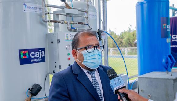 Alcalde de Arequipa indicó que se debe intensificar la campaña de vacunación. | Foto: MPA