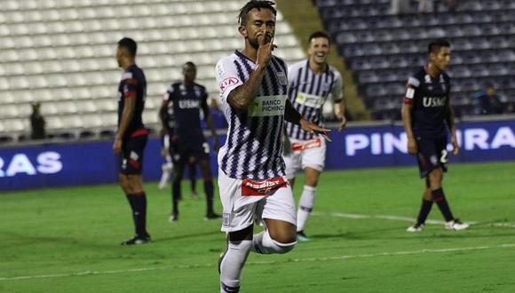 El golazo de Joazinho Arroé que termina mala racha de Alianza Lima con Russo   VIDEO