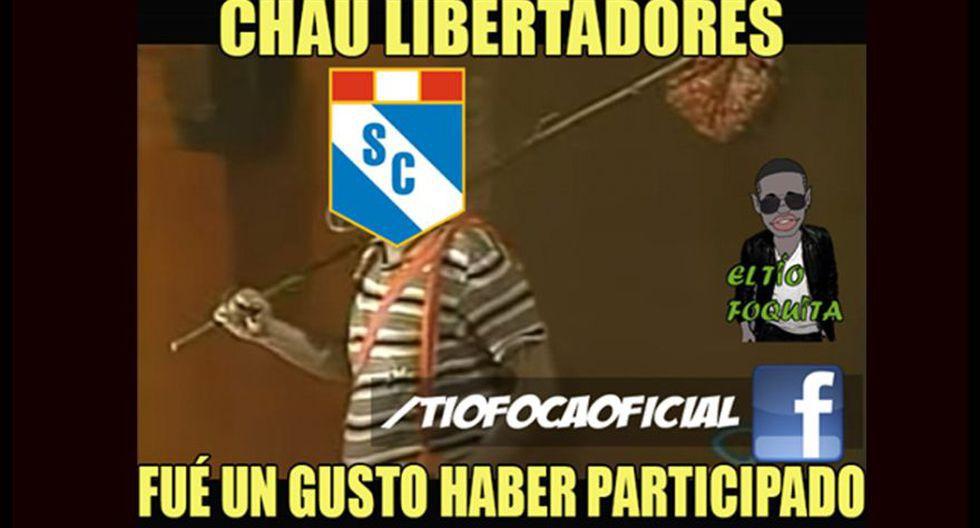 Sporting Cristal vs. Barcelona SC: memes del partido (Facebook)
