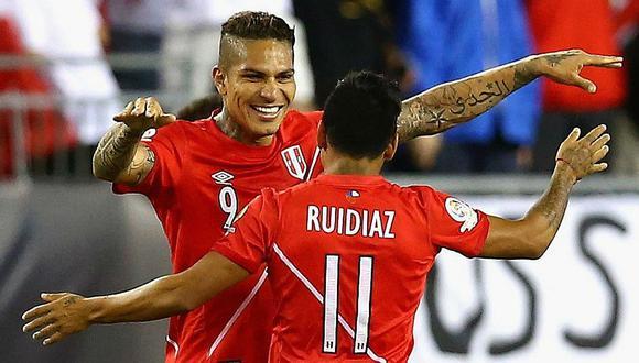 Paolo Guerrero es superado por Raúl Ruidíaz en ranking mundial de goleadores