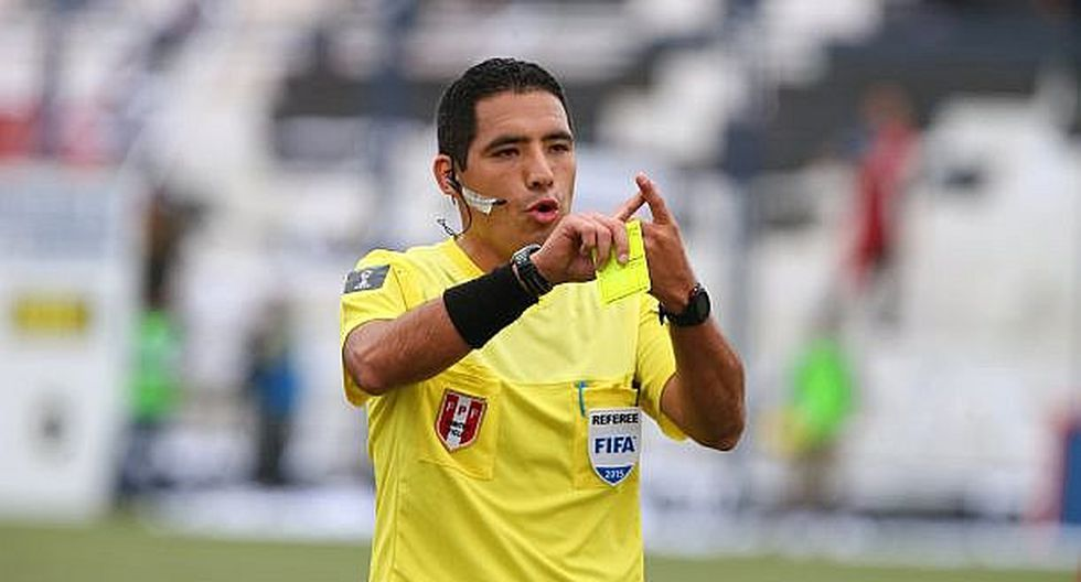 Clásico del fútbol peruano: Conar designó al árbitro Diego Haro