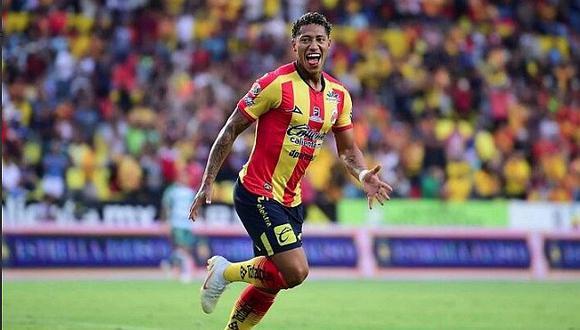 Sandoval anotó en empate 2-2 entre Monarcas y Veracruz