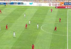 El golazo de Christian Vargas luego de llevarse a cinco y dejar en el camino al arquero en la Liga 2 | VIDEO