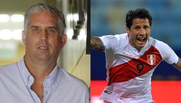 El comentarista deportivo analizó la derrota de la selección peruana ante Colombia por el partido del tercer puesto y defendió a muerte a Gianluca Lapadula.