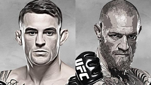 Vía Fox Action, en vivo | Poirier vs Conor McGregor se verán dentro del octágono  este sábado 23 a las 22:00 (hora peruana) por la UFC 257.