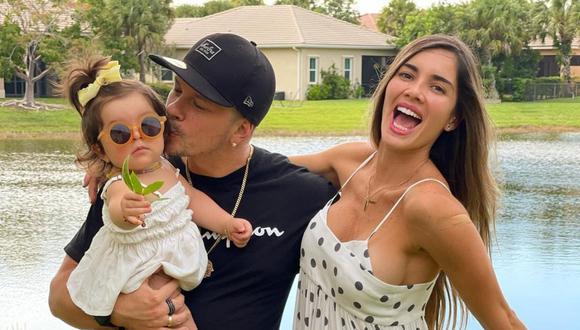 """Mario Hart celebra el primer año de su hija tras ser suspendido de """"Esto es guerra"""". (Foto: @mariohart)."""