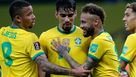 Brasil es el vigente campeón de la Copa América, tras vencer 3-1 a Perú en la final en 2019. (Foto: AFP)