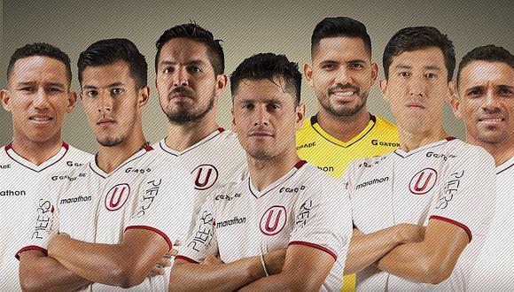 Universitario de Deportes y los 11 jugadores que no seguirán en el 2019