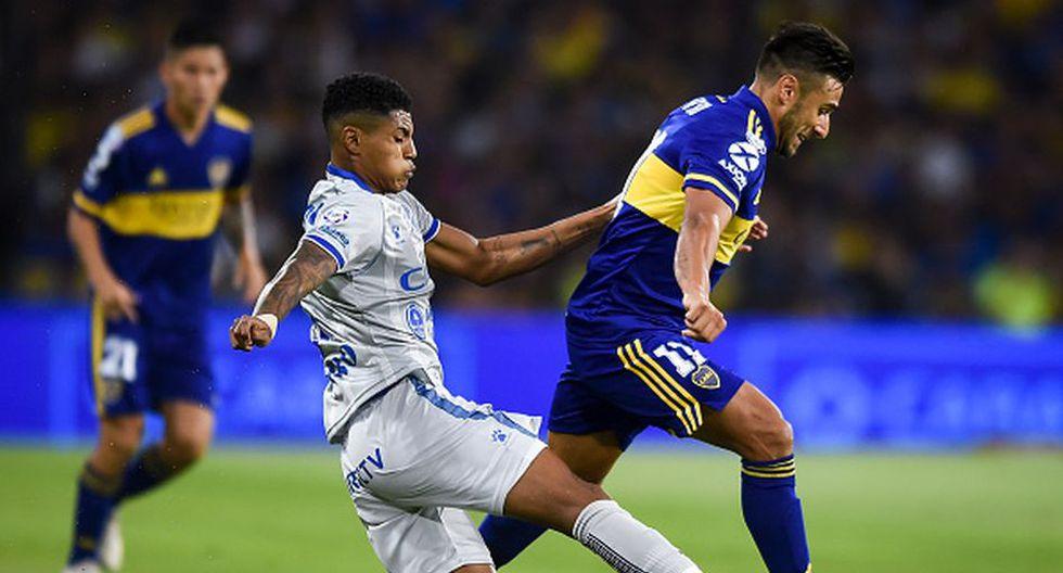 """Wilder Cartagena tras su debut con Godoy Cruz: """"Esta experiencia en Argentina me va a acercar a la selección"""" (VIDEO)"""