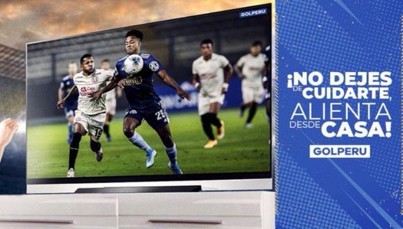 Universitario vs. Sporting Cristal EN VIVO ONLINE | Sigue el partido por la fecha 5 de la Fase 1 de la Liga 1 desde el Estadio Nacional.