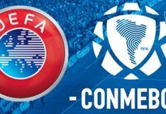 Conmebol junto a la UEFA evalúan crear torneo con campeones y subcampeones de la Copa América y Eurocopa