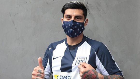 Patricio Rubio - 475 miles euros (Foto: GEC / Liga 1)