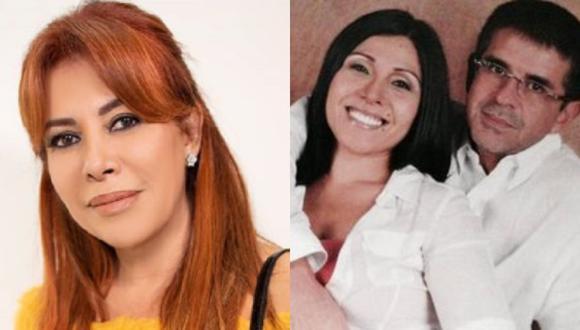 Magaly se refirió a la muerte de Javier Carmona y envió mensaje a Tula Rodríguez