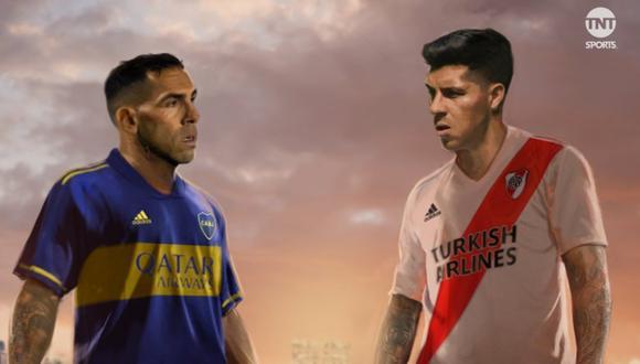Vía TNT Sports en vivo: hoy, River Plate vs Boca Juniors ONLINE por la Copa Diego Maradona. FOTO: Difusión