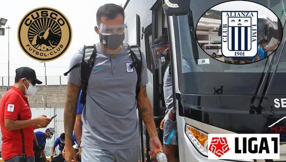"""Alianza Lima choca ante Cusco FC este martes en el """"Alberto Gallardo"""" por la tercera fecha de la fase 1 de la Liga 1 en el debut en el torneo de los íntimos."""