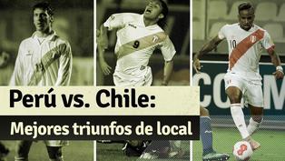 Perú vs. Chile: recuerda los últimos triunfos de la bicolor en el Estadio Nacional