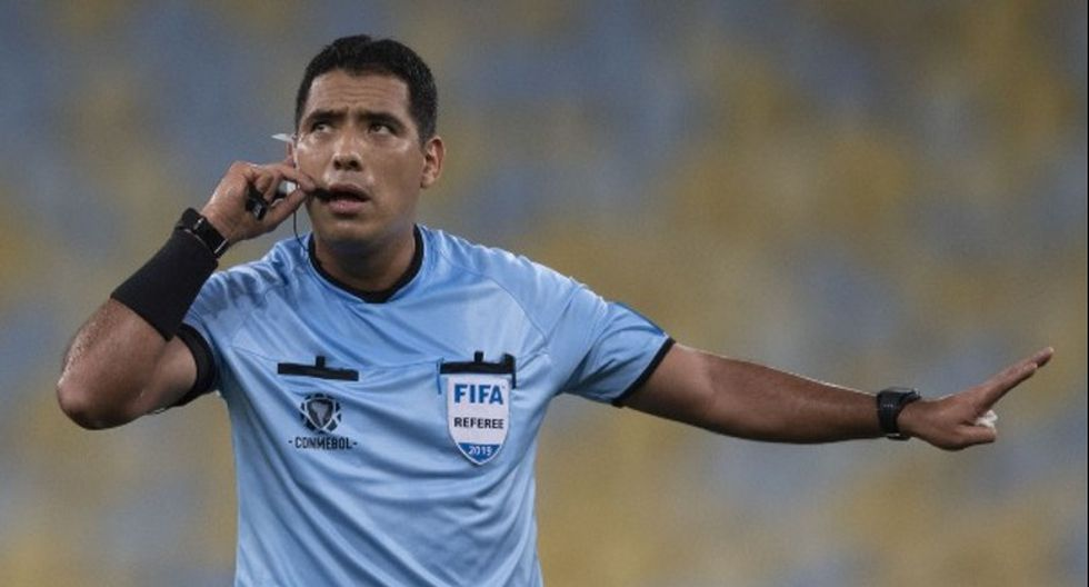 Diego Haro: la reacción de la prensa internacional tras ser retirado del VAR | FOTOS