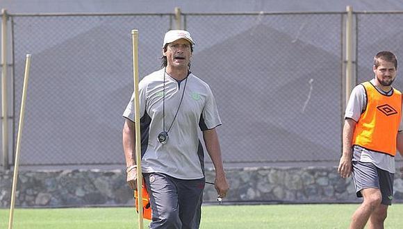 Ángel Comizzo es el nuevo entrenador de Universitario tras la salida de Gregorio Pérez. (Foto: Universitario)