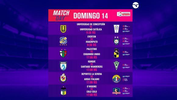 TNT Sports en vivo arrancó funciones en Chile para lo que resta del Torneo Nacional 2020.