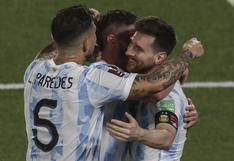 """Messi: """"Queda Perú y nos acomodamos bien en la tabla"""""""