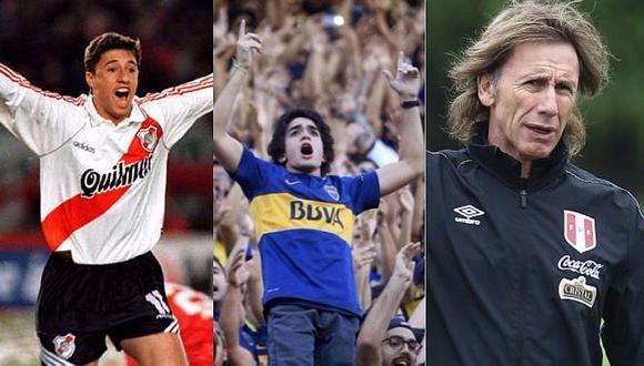 Perú vs. Argentina: Ídolo de RIver habló sobre La Bombonera [VIDEO]
