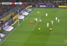 Erling Haland: así fue el doblete del noruego en 10 minutos con el Borussia Dortmund por la Bundesliga 2020 | VIDEO