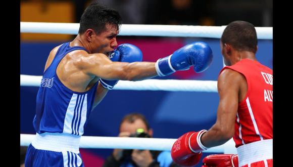 Leodan Pezo clasificó a los Juegos Olímpicos Tokio 2020. (Foto: Daniel Apuy)