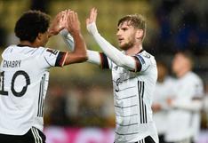 ¡El primer clasificado! Alemania goleó y aseguró su boleto para Qatar 2022 | VIDEO