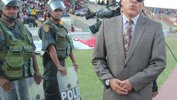 Selección peruana: Roberto Mosquera ofrece su apoyo a Ricardo Gareca