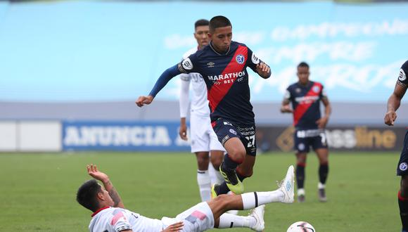 Deportivo Municipal vs. Cantolao EN VIVO | Alineaciones confirmadas para el duelo por la fecha 6 del torneo apertura desde el estadio de San Marcos FOTOS: VIOLETA AYASTA / EL COMERCIO.