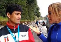 Federación de Atletismo y Defensoría del Pueblo se pronunciaron tras el maltrato a entrenador en Cusco | FOTO