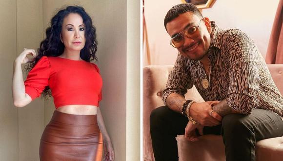 Janet Barboza arremetió contra cantante Josimar luego que se luciera con quien sería su nueva pareja. (Foto: Instagram)
