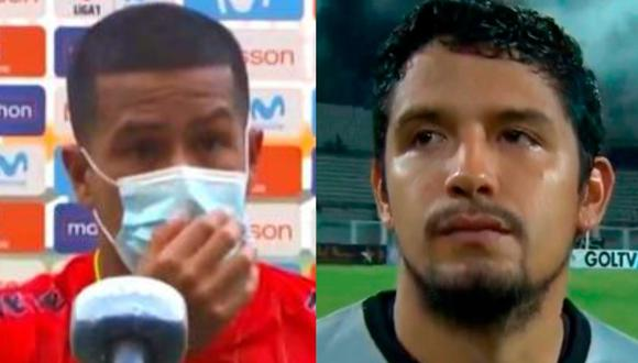 Los futbolistas Marcio Valverde y Reimond Manco dispararon contra el médico Ciro Maguiña luego que se pronunciara sobre el inicio de la Liga 1.
