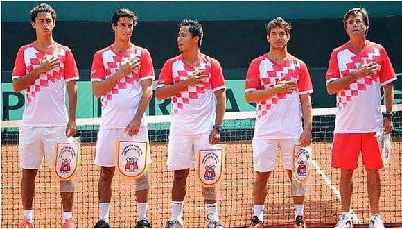 Copa Davis: Este será el rival de Perú