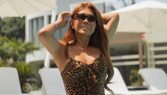 Magaly Medina viajaría a Miami luego de anunciar su separación para celebrar su cumpleaños. (Foto: @magalymedinav)