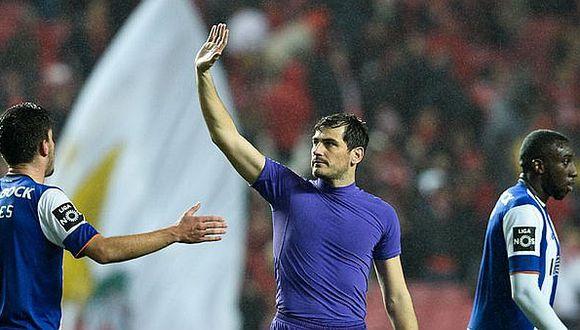 Iker Casillas superó histórico récord de Ryan Giggs en la Champions League