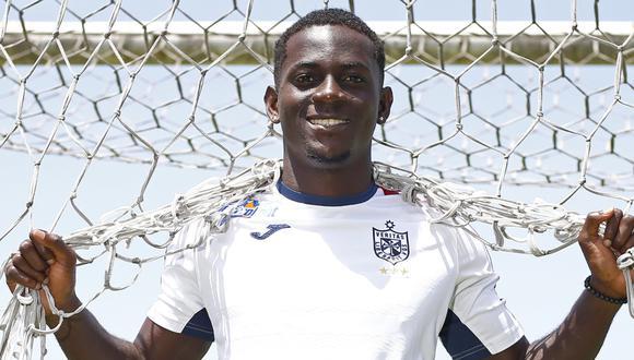 Aké Loba jugó un total de 32 partidos con San Martín en el 2018 y marcó 18 goles   Foto: GEC