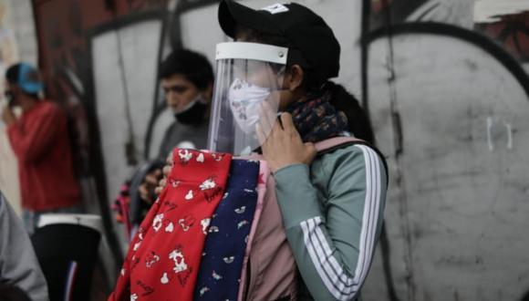 El Ministerio de Desarrollo e Inclusión Social que tiene a su cargo, Ariela Luna tiene buenas noticias para las personas que perdieron su empleo durante el estado de emergencia en el Perú  (FOTO: GEC)