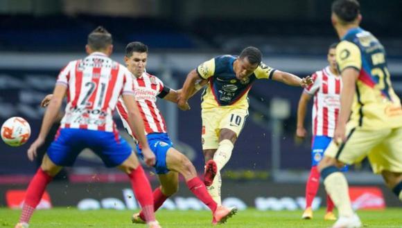 Chivas vs. América EN VIVO, se enfrentan este domingo en el clásico mexicano vía TUDN.