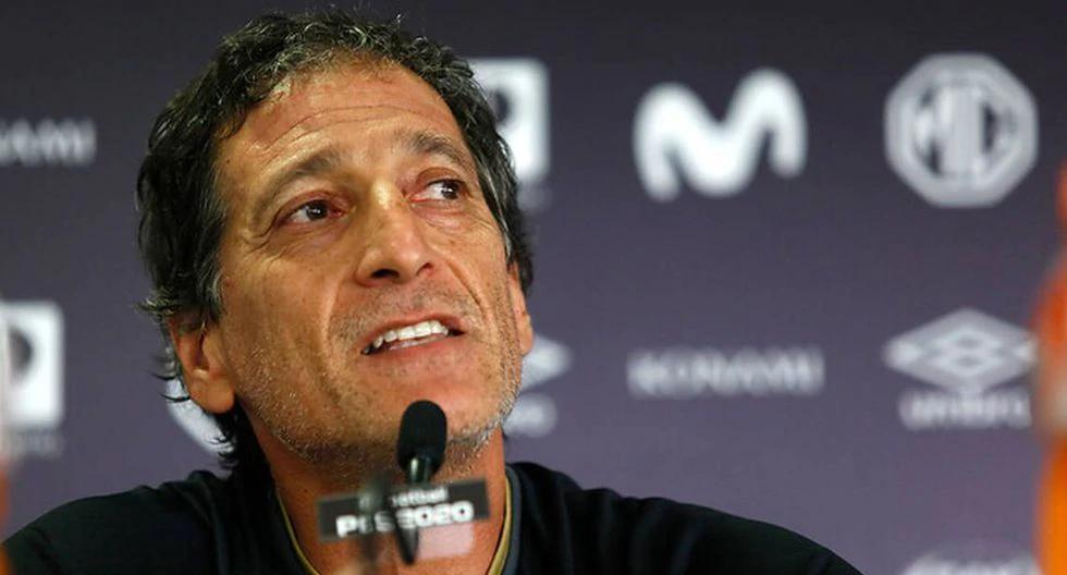 Alianza Lima anunció oficialmente a Mario Salas como su flamante entrenador