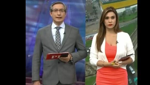 """Federico Salazar y Verónica Linares respaldan emisión de """"Esto es Guerra"""" pese a cuarentena (Foto: captura video)"""