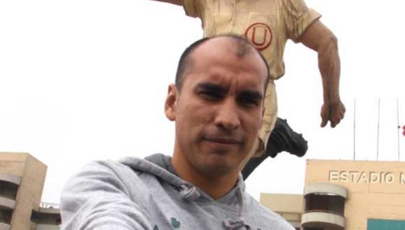 Rainer Torres tras actos vandálicos en el Monumental.