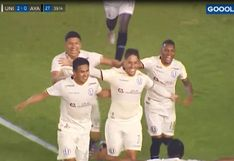 Universitario vs. Ayacucho FC | Alejandro Hohberg anotó el tercero para los cremas | VIDEO