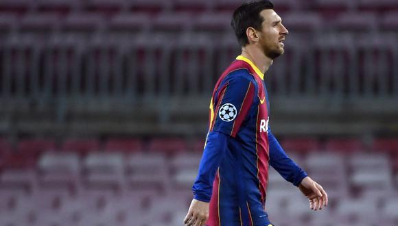 Rivaldo cree que Lionel Messi dejará Barcelona. (Foto: AFP)