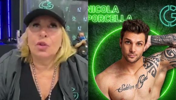 """Productora de """"Guerreros 2020″ hace revelación sobre Nicola Porcella. (Foto: Captura ATV/@guerreros2020mx)"""