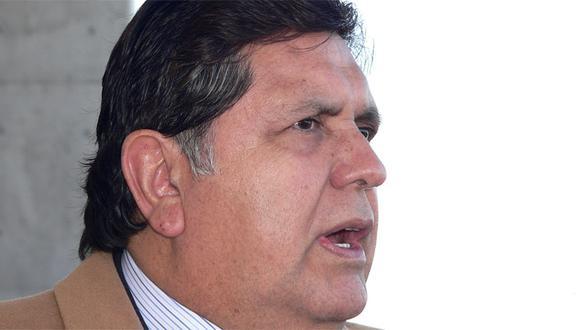 """García Pérez: """"No entiendo el viaje de Burga a Sudáfrica"""""""