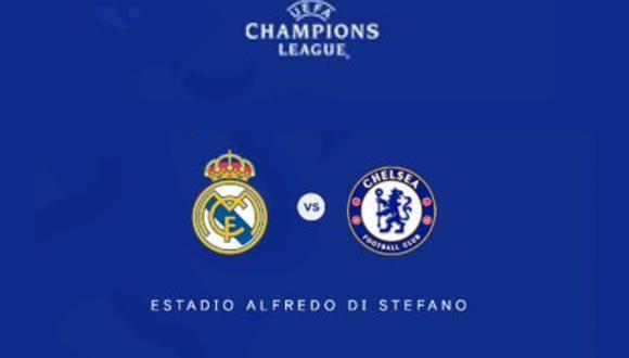 HOY, Real Madrid recibe a Chelsea en vivo y en directo por la primera semifinal de la Champions League