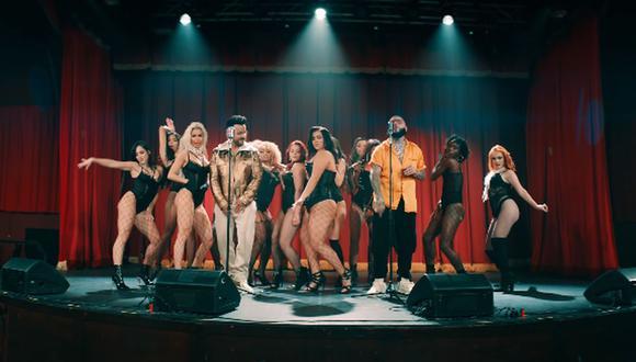 """Luis Fonsi estrenó el video de """"Perfecta"""", su reciente canción junto a Farruko. (Foto: Captura de video)"""