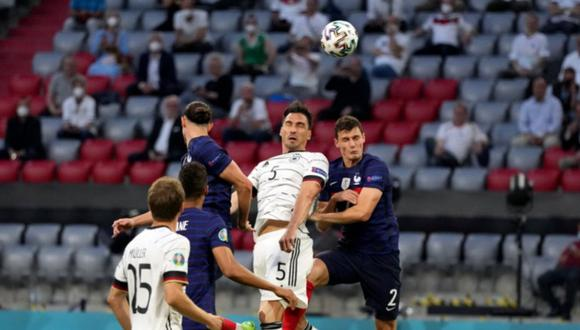Francia vs. Alemania EN DIRECTO: Sigue el partido por el Grupo F de la Euro.