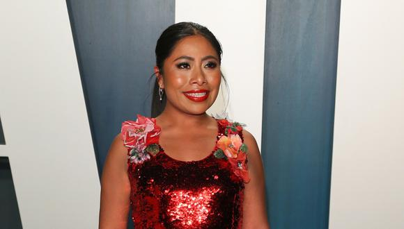 Yalitza Aparicio conducirá el show previo a la ceremonia de los Globos de Oro 2021. (Foto: AFP)